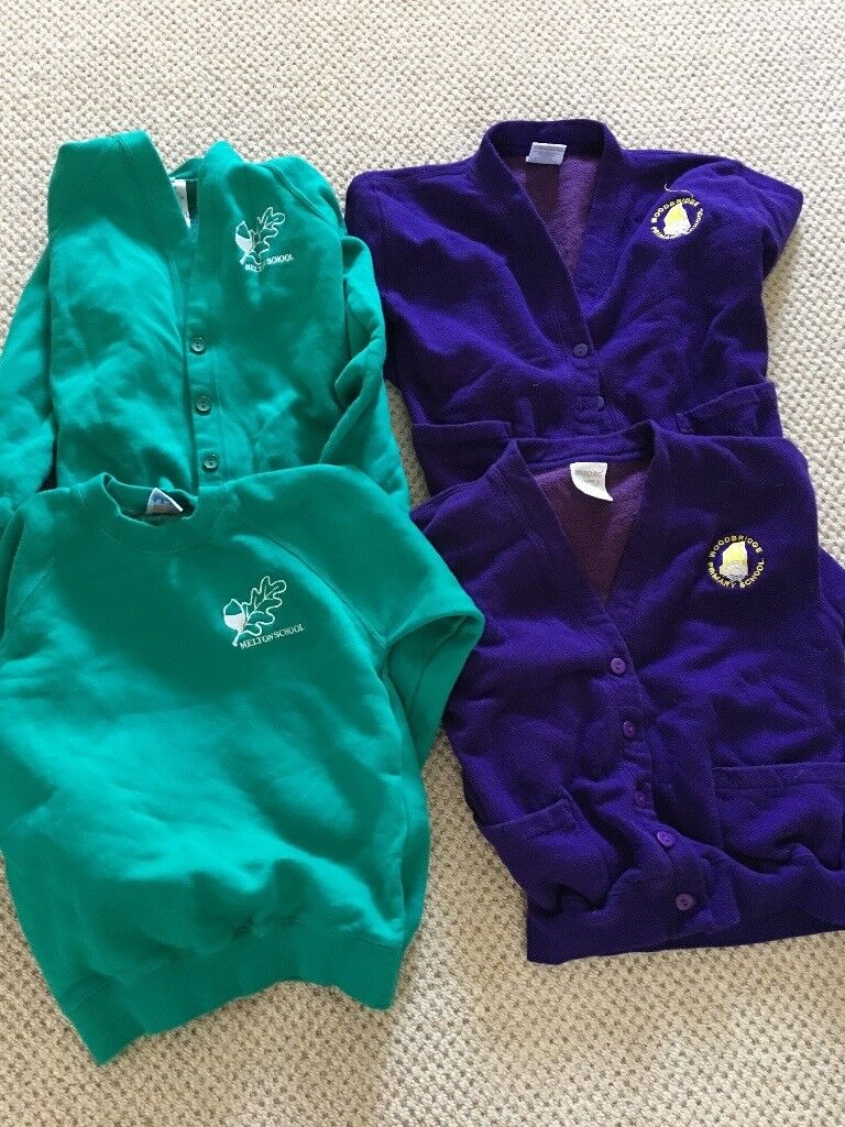 Kids uniforms for sale Melton and Woodbridge Primary
