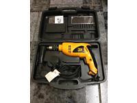 JCB corded hammer drill