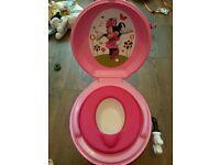 The first years Minnie mouse potty