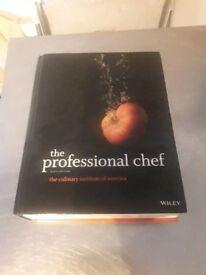 The Professional Chef BOOK, the complite chef course
