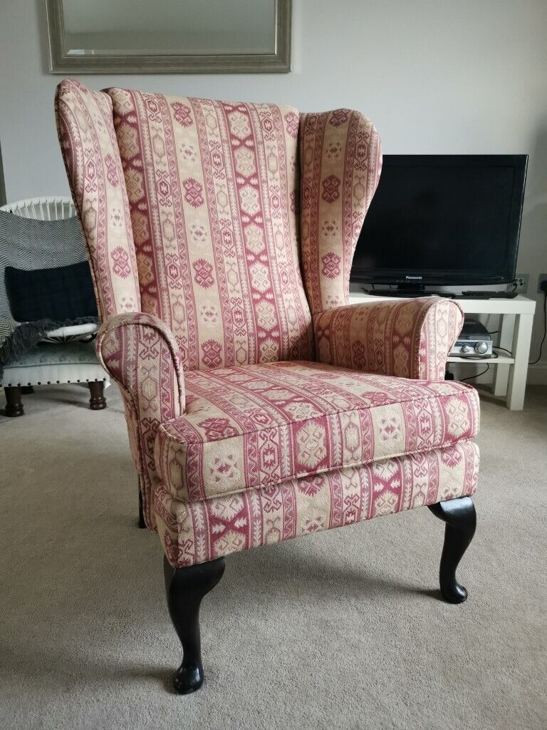 Wingback Armchair In Perth And Kinross Gumtree