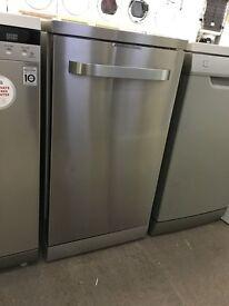Kenwood KDW45X15 Slimline Dishwasher – Stainless Steel