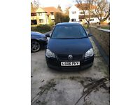 Volkswagen Polo 1.2 SE 5dr - 61000 Miles - Black