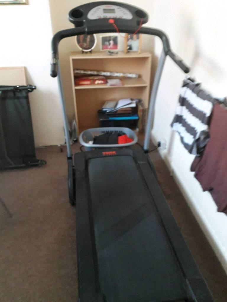 York fitness tread mill