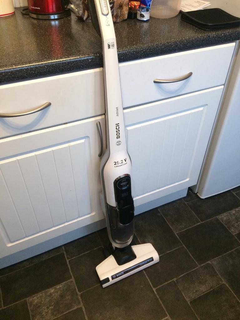 Bosch Athlet Cordless Vacuum Cleaner