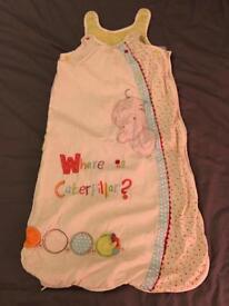 Baby sleepbag/ grow bag