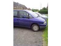 i have a 7 seater 806 peugeot for sale