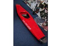 "Kayak Polo Revenge Length: 295cm / 9' 8"" - used, good condition"