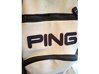 Ping Golf Staff Bag Jamie Donaldson - Zone 1
