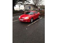 Hyundai coupe 1.6 sport for sale