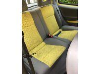 VW Lupo Yellow - £750 ono