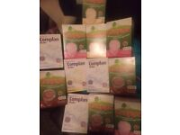 12 boxes of complan