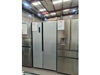 NEW AMERICAN FRIDGE FREEZERS FOR SALE WITH FULL MANUFACTURES WARRENTY PRICES STARTING FROM ONLY £379