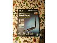 Asus USB AC56 AC1300 Wirless Adapter
