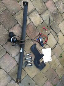 Renault Clio Mk4 towbar and electrics