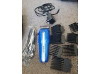 Male babyliss hair trimmers never used