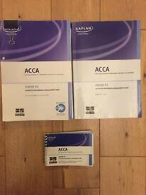 ACCA p5 advance performance management books