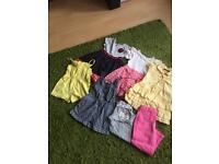 2-3 years girls clothes bundle
