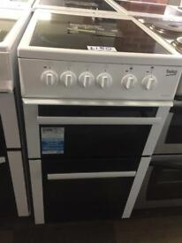 🔥🔥 BEKO 50CM ELECTRIC COOKER WITH GUARANTEE 🔥🔥