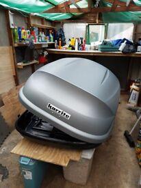 karrite 580ltr roof box
