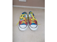 *LIMITED EDITION* Converse Wonder Woman! - Size 5