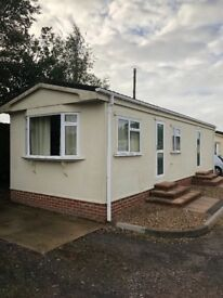 "Two bedroom mobile home for rent"" On a residentialPark"