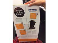 Nescafe Dolce Gusto Machine Black Brand new in Box
