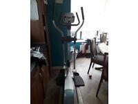 Ex gym cross trainer