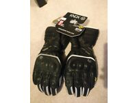 Knox Zero2 Outdry Motorcycle Gloves - Brand New - Size L