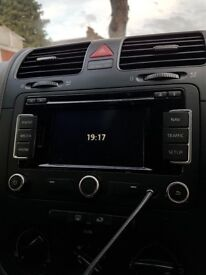 VW RNS 315 DAB Bluetooth Navigation System Sat Nav GPS HDD