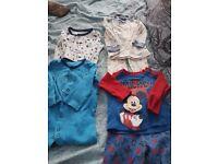 Baby boys clothes bundle 9/12 m