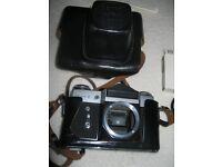 Collectors camera Zenit E 35mm camera plus accessories