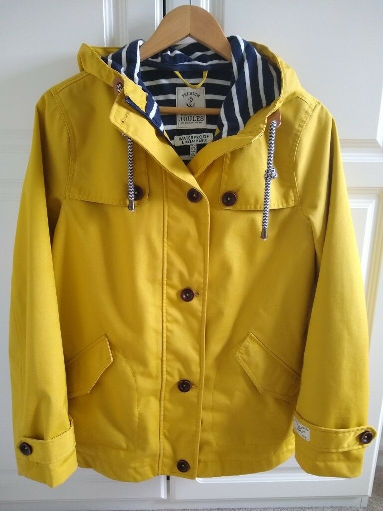 9ee33a728fb Joules Coast Waterproof hooded jacket