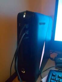For sale is a Dell Alienware X51 R1 ultimate gaming rig.