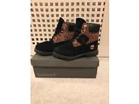 Special edition ladies Timberland Boots