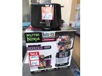 BRAND NEW 1200 WATT NUTRI NINJA AUTO-IQ ONLY £75!!!