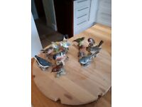 Beswick bird collection