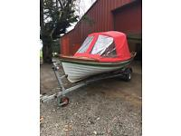 FISHING BOAT--MC.A.BOATS 19ft VERY GOOD CONDITION