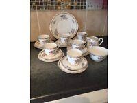 Royal Grafton fine china tea set