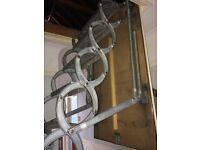 Deluxe Concertina Loft Ladder - £90