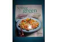 Slimming World 50 Free Green Recipes Book IP1