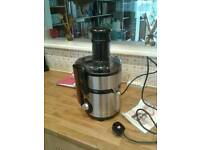 Onn stainless steel juicer