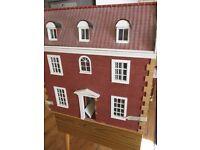 Dolls House for grown-up. Bespoke Dutch gable end design.