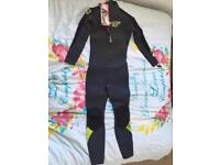Full body wet suit (brand new with tags)