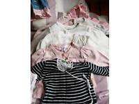 Baby Girl Bundle 3-6 months (100+ items)