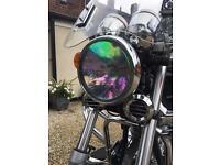 Keeway Superlight 125cc motorbike