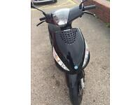PIAGGIO SCOOTER 50CC LOW MILAGE