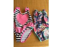 12-18 months swimming costumes (Monsoon and George)