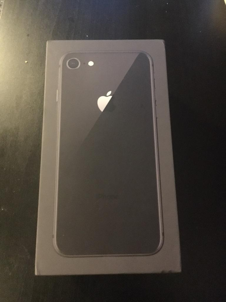Iphone 8 64gb BOX ONLY