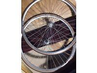 Weinmann wheels 700c